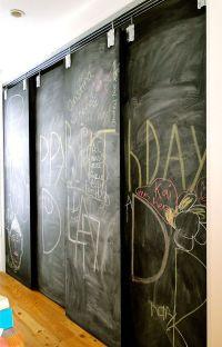 Best 25+ Chalkboard Pantry Doors ideas on Pinterest ...