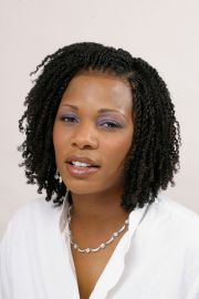 afro kinky twist hairstyles curly