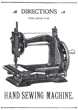 17 Best images about White Sewing Machine Company on