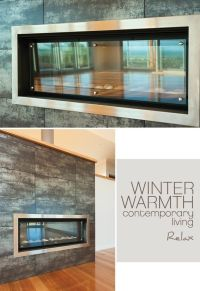 Fireplace tile surround - tiles available in our showroom ...