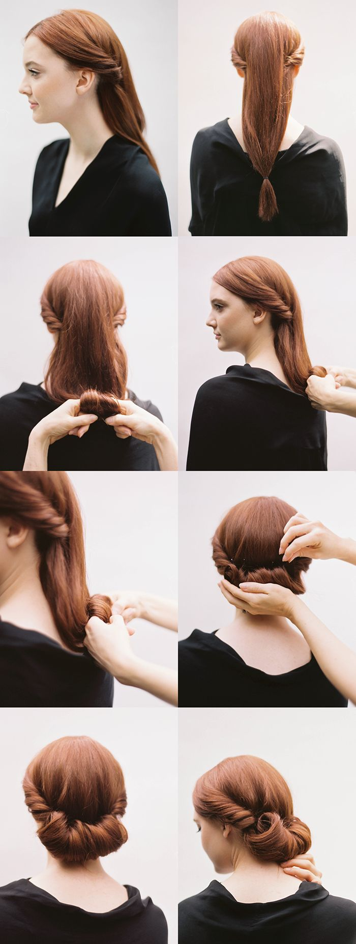 25 Best Ideas About Try Different Hairstyles On Pinterest