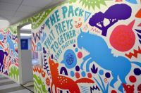 17 Best ideas about Office Mural on Pinterest | Office ...