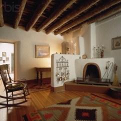 Southwest Living Rooms Room Ideas With Dark Blue Sofa Adobe Style   Home Decor Pinterest Adobe, The O'jays ...