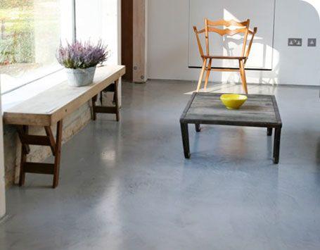 17 Best ideas about Concrete Kitchen Floor on Pinterest