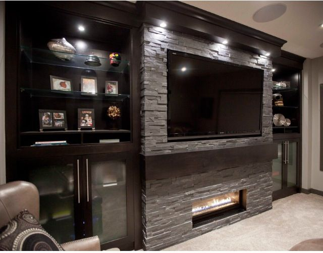 21 best images about fireplaces on Pinterest  Tv nook
