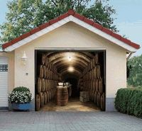 46 best images about Garage Door Murals! on Pinterest ...