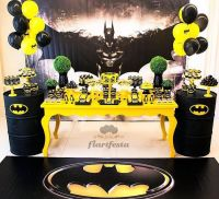 25+ Best Ideas about Batman Birthday Parties on Pinterest ...