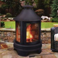 Costco UK - Northwest Sourcing Outdoor Cooking Fire Pit ...