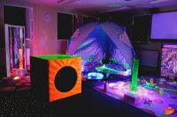 Incredible Sensory Room! | Sensory Room | Pinterest ...