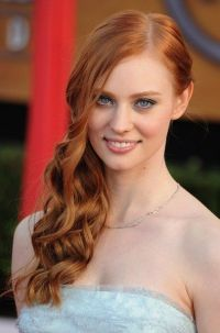 Deborah Ann Woll from True Blood | Hair and Makeup ...