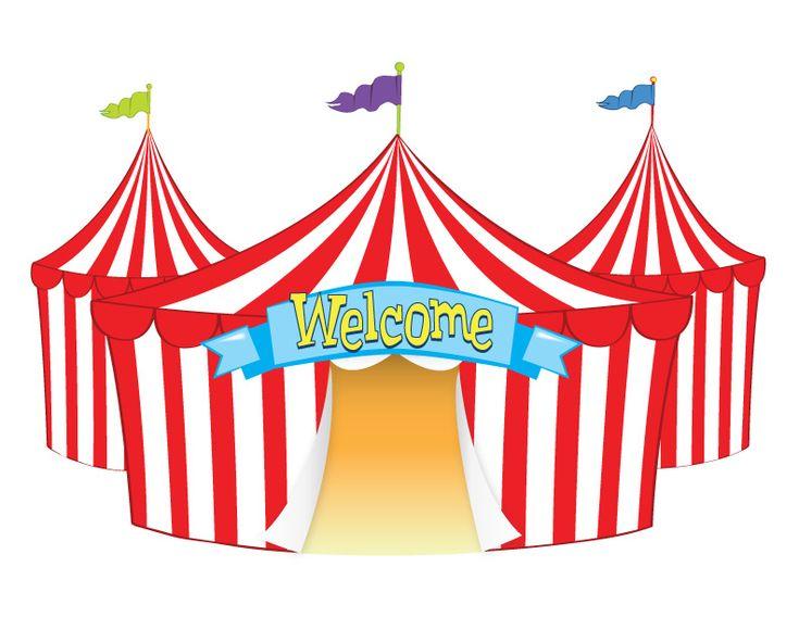 Fair Tent Clip Art Welcome tent