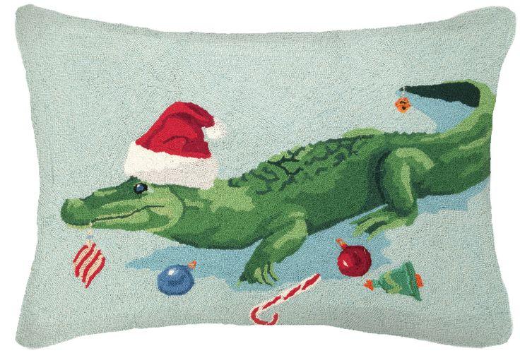Pillow Alligator Pillows