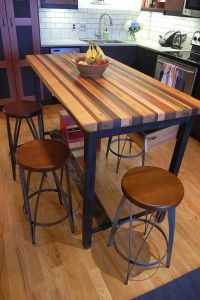 25+ best ideas about Butcher Block Dining Table on ...