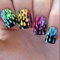 17+ best ideas about Cool Nail Designs on Pinterest