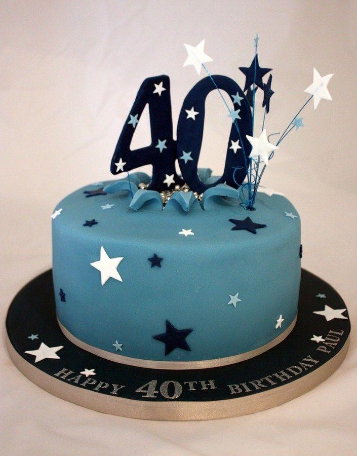 Birthday Cake Ideas For Men SaveEnlarge