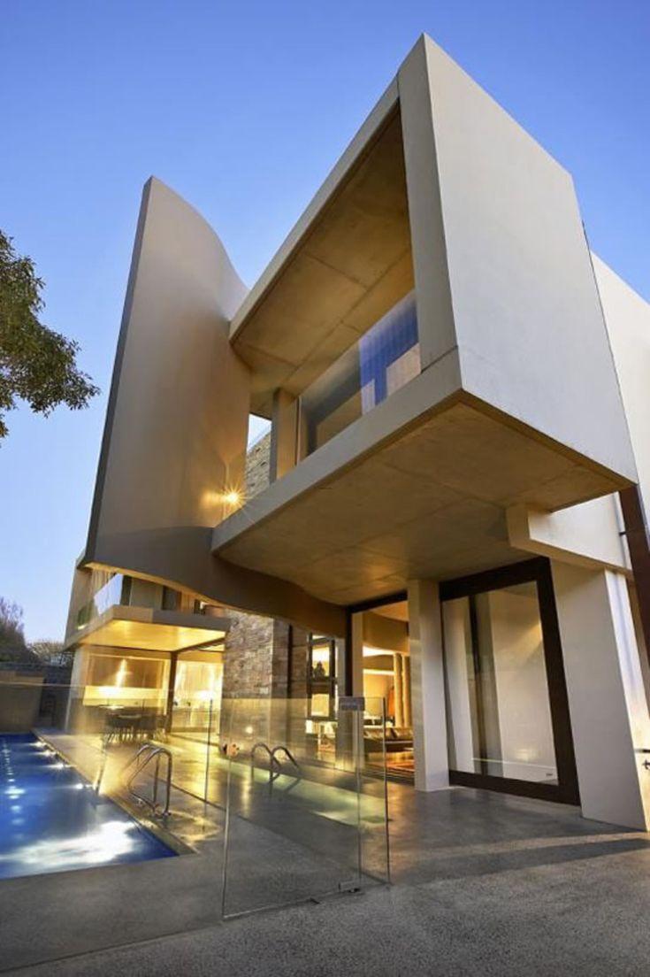 Best 25 Contemporary Homes ideas on Pinterest  Modern architecture homes Modern house design