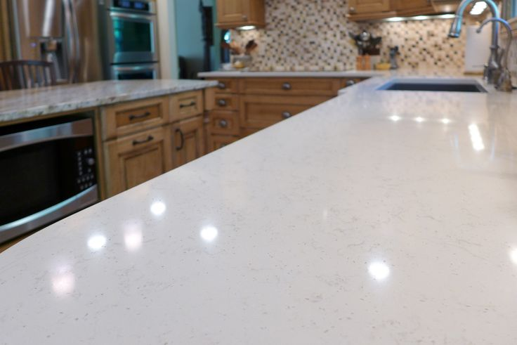 Vortium Silestone Quartz Countertop  Kitchens by Accent