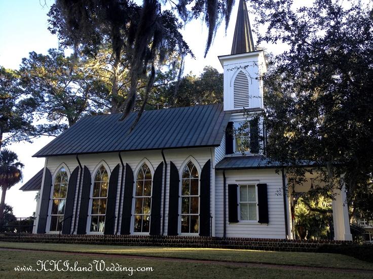 Palmetto Bluff Wedding Chapel Bluffton SC Savannah