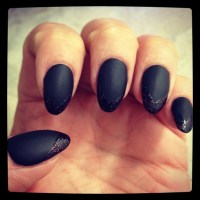My own natural stiletto nails | Bad Ass | Pinterest ...