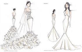89 best Bocetos de vestidos images on Pinterest