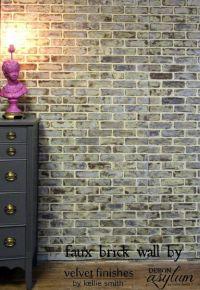 17 Best ideas about Brick Paneling on Pinterest | Faux ...