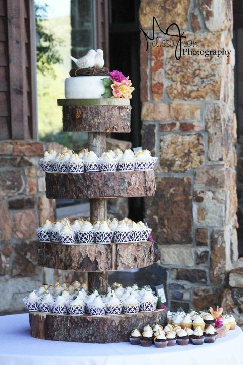 Country Wedding Cupcakes Wedding Ideas Pinterest