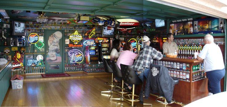 bryanurakawacom would love a garage bar  My Crazy Patio
