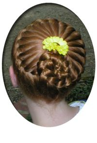 17 Best images about Beautiful Braiding and Beading Styles ...