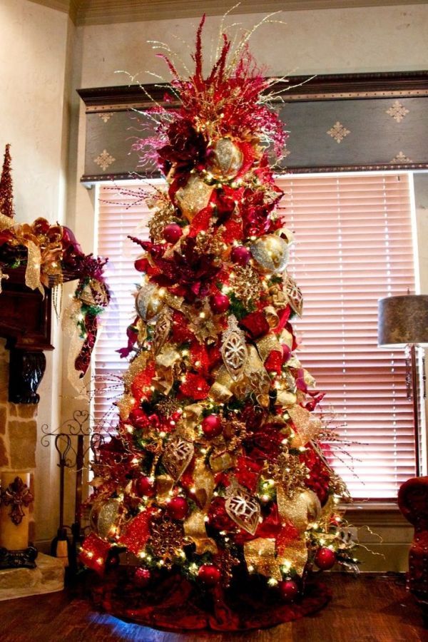 25 best Elegant Christmas Trees ideas on Pinterest
