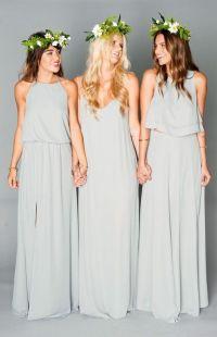 17 Best ideas about Modern Bridesmaid Dresses on Pinterest ...