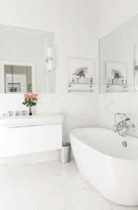 Best 25+ White bathroom decor ideas that you will like on ...
