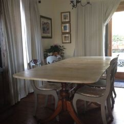 White Painted Table And Chairs Wedding Chair Cover Hire Dublin 105 Best Images About Duncan Fife Furniture Redos On Pinterest | Furniture, ...