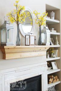 Best 10+ Mantel shelf ideas on Pinterest | Mantle shelf ...