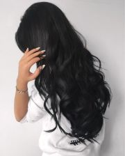 black hair ideas