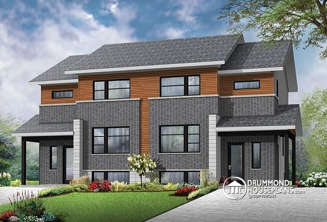 1000 images about Builder House Plans  MultiFamily Home Plans on Pinterest  House plans