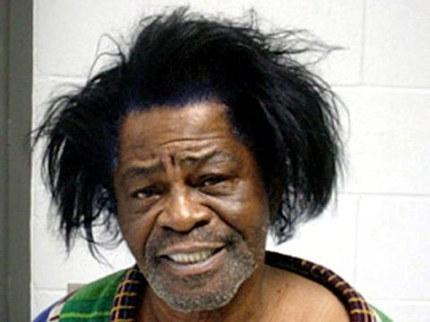 Celebrity Bad Hair James Brown Celebrity Hair Fails