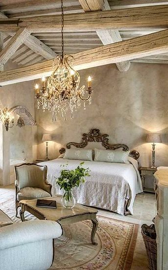 french country home bedroom 1000+ ideas about French Country Bedrooms on Pinterest
