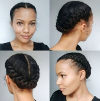 1000+ ideas about African American Braids on Pinterest ...