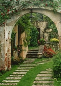 172 Best Images About Garden Paths And Walkways On Pinterest