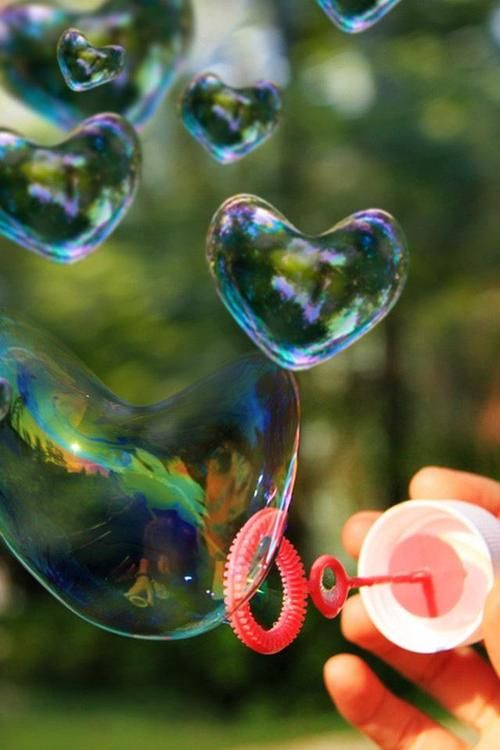 Raindrops Falling On Flowers Wallpaper Happy Valentine S Day Blowing Bubbles Chang E 3 And Love Is