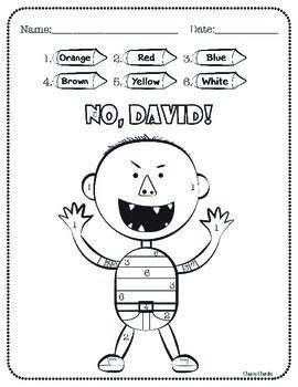 17 Best ideas about David Shannon Activities on Pinterest