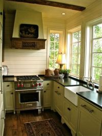 English cottage kitchens, English cottages and Cottage