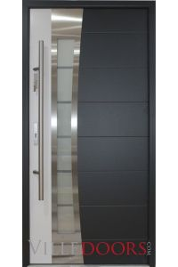17 Best ideas about Modern Exterior Doors on Pinterest
