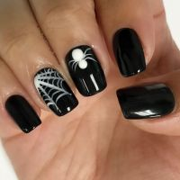 1000+ ideas about Halloween Nail Designs on Pinterest