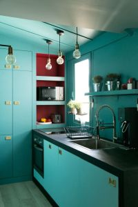 476 best images about Aqua Vintage and modern Kitchens and ...