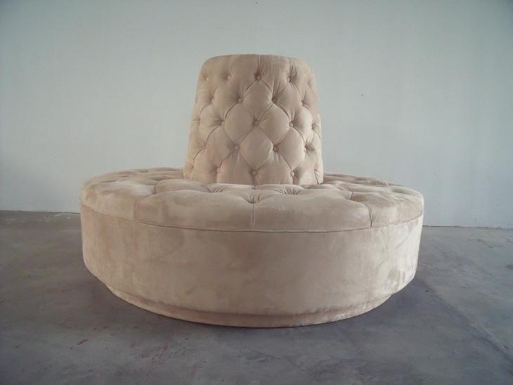 2 sofa living room ideas modern interior design 2017 circle banquette settee lobby - my | ...