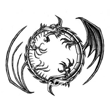 1000+ images about Ouroboros Tattoo Ideas on Pinterest