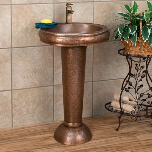 sears kitchen faucets discounted appliances 27 best copper sink basins images on pinterest