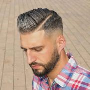 mens hairstyles fade ideas