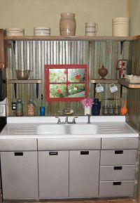 25+ best ideas about Metal Kitchen Cabinets on Pinterest ...